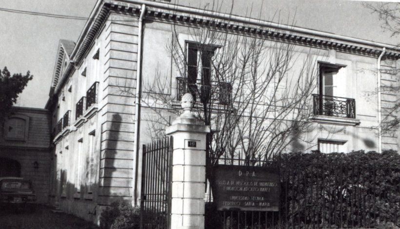 Primer campus en Santiago.