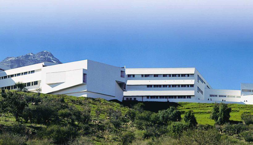 Nuevo campus Peñalolén (Santiago).