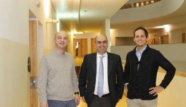 Profesor Stathis Tompaidis presentó paper sobre provisión de liquidez en el mercado over-the-counter de CDS