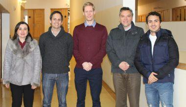 Profesor Vincet van Kervel expuso en Seminario de Finanzas de la Escuela de Negocios