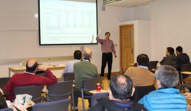Profesor Felipe Aldunate presentó paper sobre la Gran Depresión en Seminario de Finanzas UAI