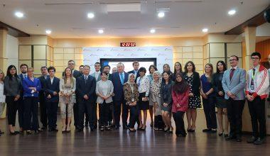 Alumnos del Master en Dirección Financiera y del Diploma en Gestión de la Bolsa visitaron las Bolsas de Malasia y Singapur
