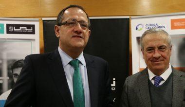 Universidad Adolfo Ibáñez sella alianza estratégica con Clínica Las Condes