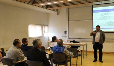 Profesor José Luis Ruiz presentó paperSeminario de Finanzas de la Escuela de Negocios UAI