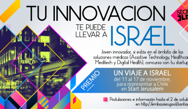 Escuela de Negocios UAI patrocina concurso de startups con enfoque en salud
