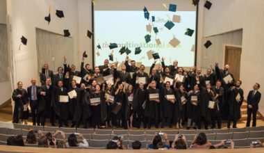 30 alumnos de distintas nacionalidades se graduaron en la duodécima promoción del Multinational MBA