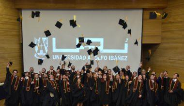Nueva generación de líderes transformadores: Graduación MBA Escuela de Negocios UAI