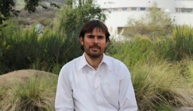 Rodrigo Wagner, el economista que se sumó este semestre a la Escuela de Negocios UAI