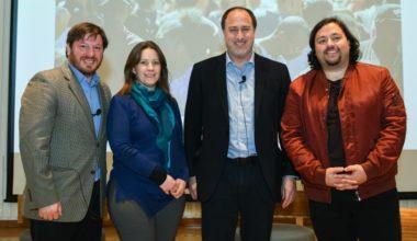 Estudio de COES sobre Migración y Cohesión Social se presentó en Campus Viña