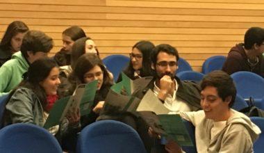 Alumnos de Comercial participaron del «Licenciatura Forum»