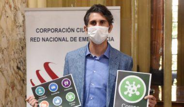 SOSAFE crea botón «Coronavirus» para descongestionar servicios de salud durante la pandemia
