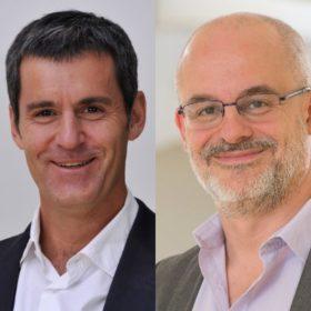 Juan Carlos Eichholz e Ignacio Martín