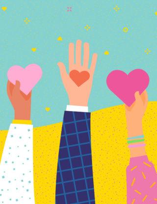 El camino al éxito es a través del altruismo