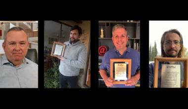 Un premio de sus estudiantes: Los mejores profesores de los magísteres de especialidad