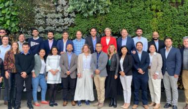 Participantes de más de diez nacionalidades iniciaron en Bogotá XV versión del Multinational MBA