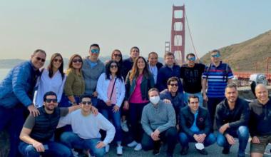 ¡Primera Generación! EMBA LATAM dictó último módulo del programa en Universidad de San Francisco, Estados Unidos