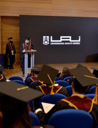 Ceremonia de Graduación Executive MBA UAI
