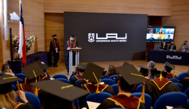 """Egresado del MBA UAI: """"La pandemia sacó lo mejor de nosotros como estudiantes»"""